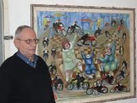Attilio Ruggeri, amico e mecenate