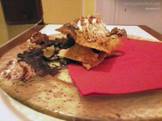 Lasagnette panna e nutella