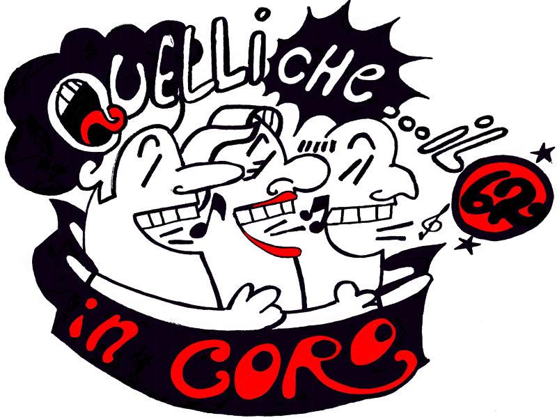 """""""Quelli che il...'62"""", logo del gruppo musicale"""