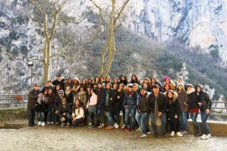 Scambio culturale Madrid-Liceo Medi di Senigallia