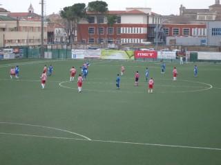 Senigallia Calcio in campo contro il Falconara