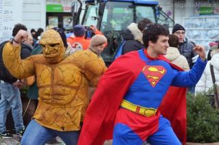 Carnevale 2013 a Senigallia - Foto di Francesco Salvatori