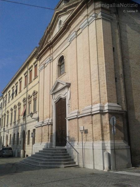Auditorium San Rocco di Senigallia, piazza Garibaldi