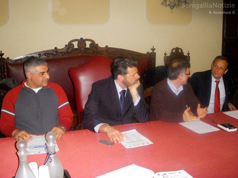 Presentazione dell'iniziativa ViviAmo Senigallia, seconda edizione