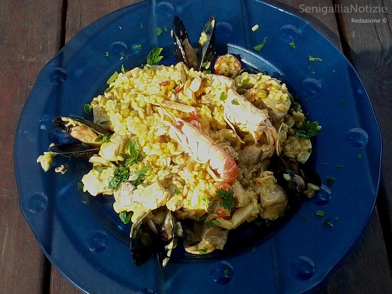 Ricetta paella