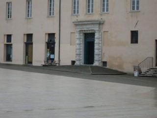 L'ingresso di Palazzo del Duca