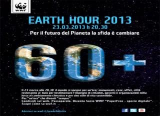 Earth Hour 2013, manifesto