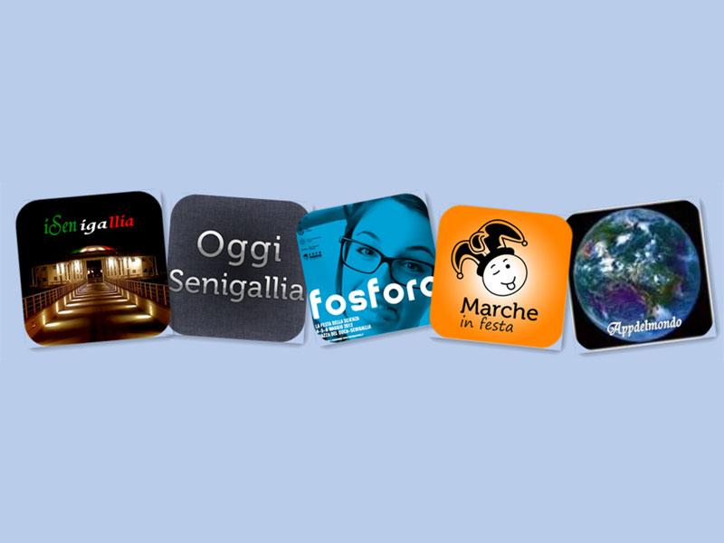 Le App realizzate dagli studenti dell'Istituto Corinaldesi di Senigallia