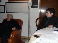 Maurizio Liverani e Chiara Diamantini