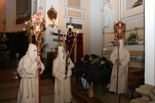 La Via Crucis a Corinaldo