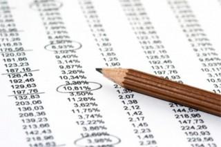 Calcolo del bilancio comunale