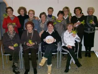 Festa della Donna al circolo ARCI di Scapezzano
