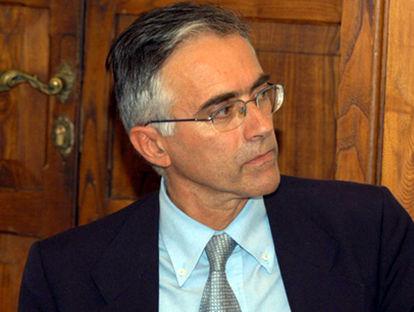 L'assessore regionale al Commercio, Antonio Canzian