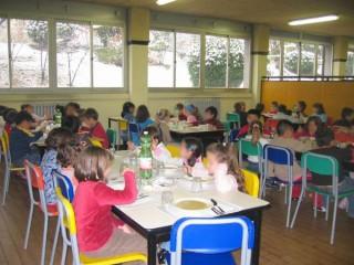 servizio mensa, scuola, refezione scolastica