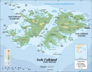 Isole Falkland-Malvinas
