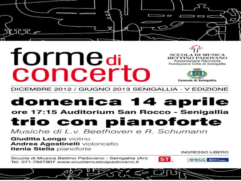 """""""Forme di concerto"""" a San Rocco ospita la musica di Beethoven"""