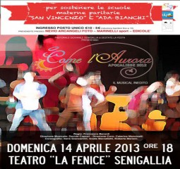 Musical al Teatro La Fenice della Pastorale giovanile Senigallia