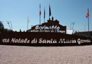 Corinaldo, città natale di Santa Maria Goretti