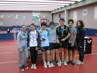 Partecipanti ai Giochi Studenteschi 2012-2013