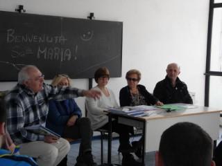 Maria Chiostergi al Panzini di Senigallia