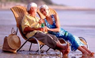 Un Soggiorno climatico per anziani