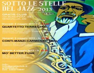 Sotto le stelle del jazz, manifesto