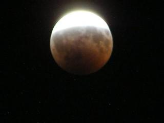 Eclissi di luna parziale