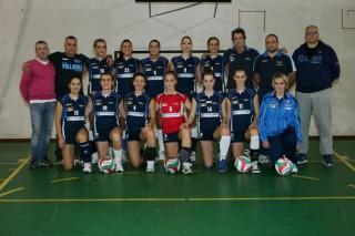 La squadra Deagourmet Senigallia 2012-2013