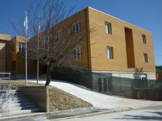 Il nuovo edificio scolastico dell'Unione dei Comuni di Belvedere Ostrense, San Marcello e Morro d'Alba