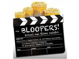 Locandina dello spettacolo Bloopers