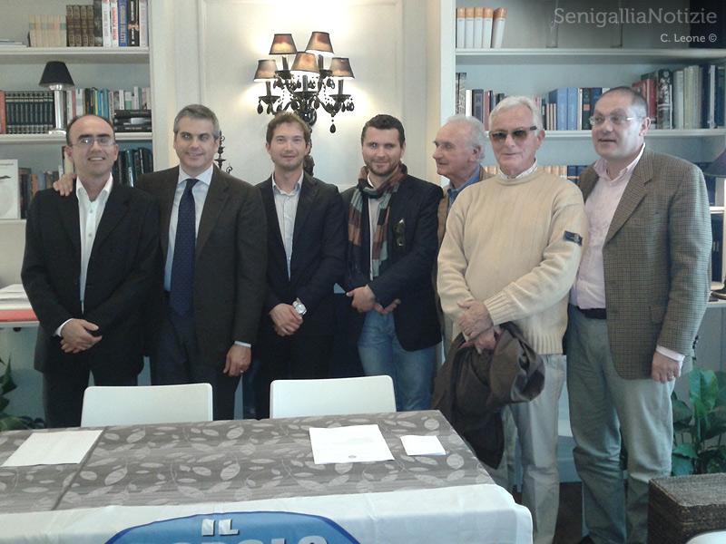 Il coordinamento del PdL di Senigallia