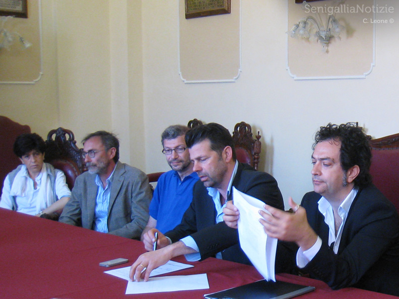 Presentazione delle iniziative di archeologia a Senigallia