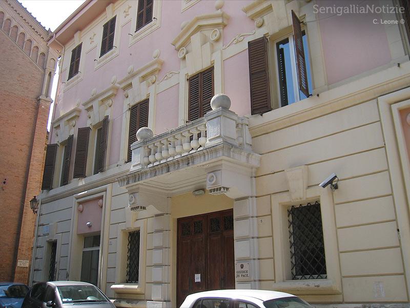 L'ufficio del Giudice di Pace e del Tribunale di Senigallia