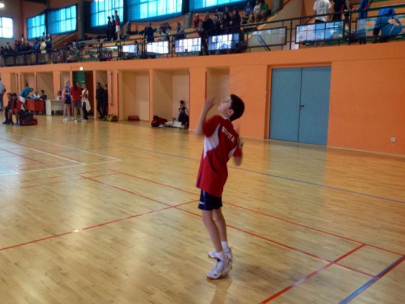 Marco Bailetti (Badminton Senigallia)