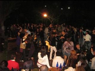 Balli e divertimento alla Festa del Cuntadin di Montignano di Senigallia