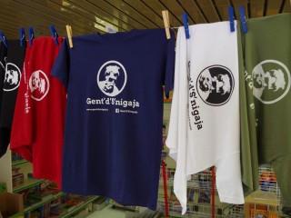 Le nuove magliette di Gent'd'S'nigaja
