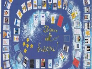 """Il """"Gioco dell'Europa"""" della scuola Marchetti"""
