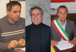 Fausto Conigli, Gianni Diamantini e Massimo Lorenzetti