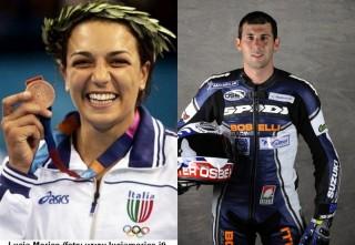 Lucia Morico e Simone Saltarelli