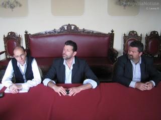 Simone Ceresoni, Maurizio Mangialardi e Enzo Monachesi commentano l'approvazione della variante al Prg per l'offerta turistico-alberghiera e la riduzione del consumo di suolo