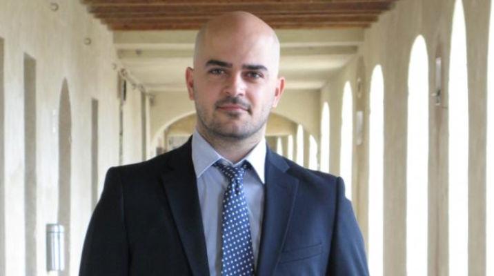Alberto Cinti, neo Sindaco di Morro d'Alba