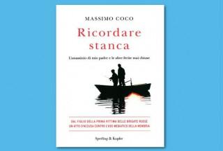 """Massimo Coco, """"Ricordare stanca"""""""