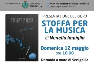 """Presentazione del libro di Nenella Impiglia """"Stoffa per la Musica"""""""