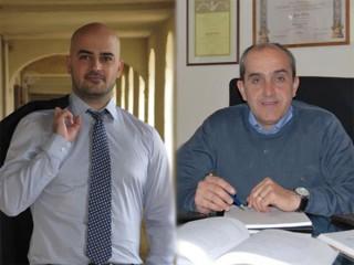 Alberto Cinti e Luca Memè, i nuovi sindaci eletti nella Valmisa