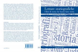 Copertina Letture storiografiche