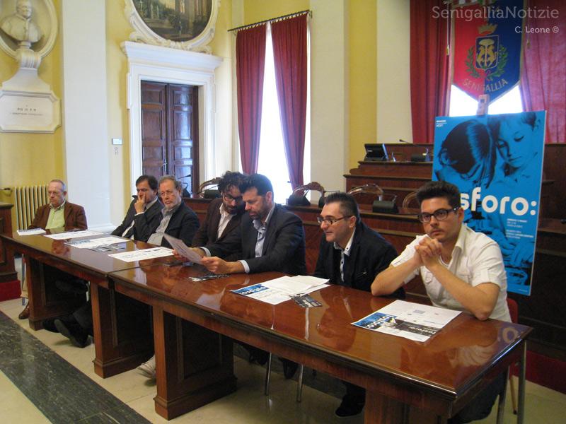 La presentazione a Senigallia di fosforo 2013, la festa della scienza
