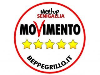 Il logo del Meetup Movimento 5 stelle Senigallia