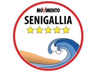 """Il logo di """"Senigallia Cinque Stelle"""""""