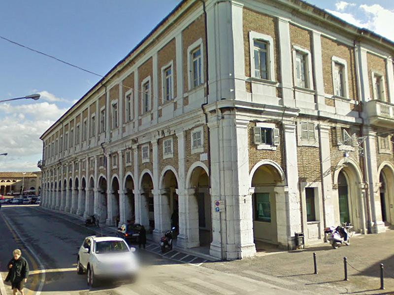 Palazzo Gherardi a Senigallia