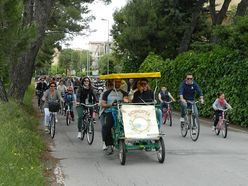 Bicincittà a Senigallia, edizione 2013